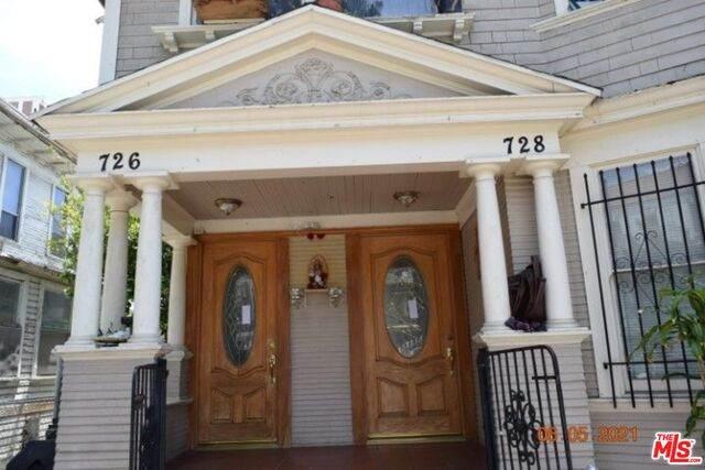 726 Columbia Ave, Los Angeles, CA 90017 (#21-748626) :: Montemayor & Associates