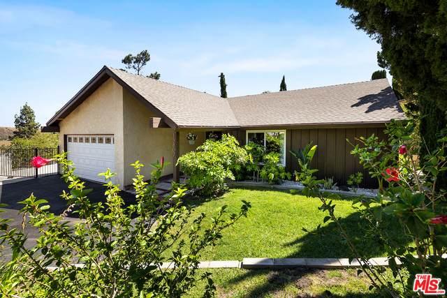 13807 Gavina Ave, Sylmar, CA 91342 (#21-748662) :: The Pratt Group