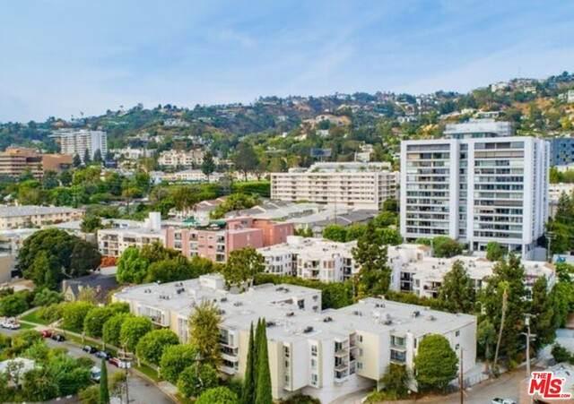 8535 W West Knoll Dr #212, West Hollywood, CA 90069 (#21-748684) :: Montemayor & Associates
