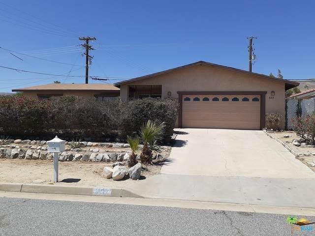 66552 Mission Lakes Blvd, Desert Hot Springs, CA 92240 (#21-748706) :: The Pratt Group