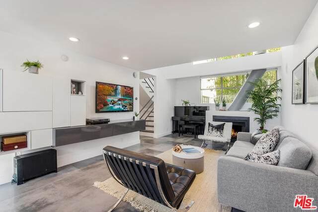 821 Bay St A3, Santa Monica, CA 90405 (#21-748768) :: Montemayor & Associates