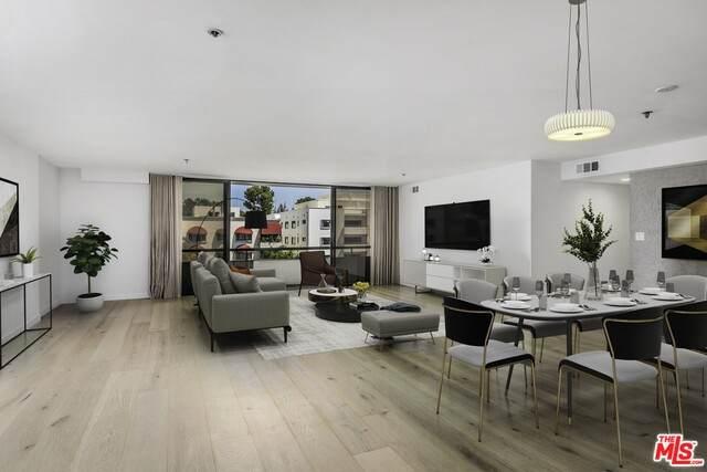 10660 Wilshire #606, Los Angeles, CA 90024 (MLS #21-748784) :: Mark Wise | Bennion Deville Homes