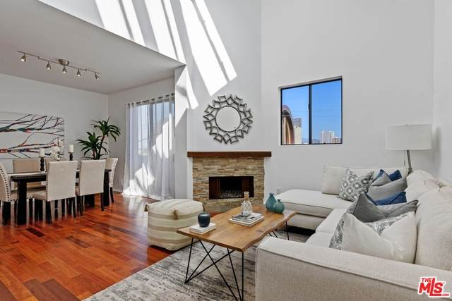 1814 Thayer Ave #7, Los Angeles, CA 90025 (MLS #21-748786) :: Mark Wise | Bennion Deville Homes