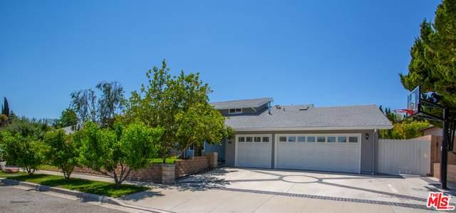 69 N Sabra Ave, Oak Park, CA 91377 (#21-748798) :: Randy Plaice and Associates
