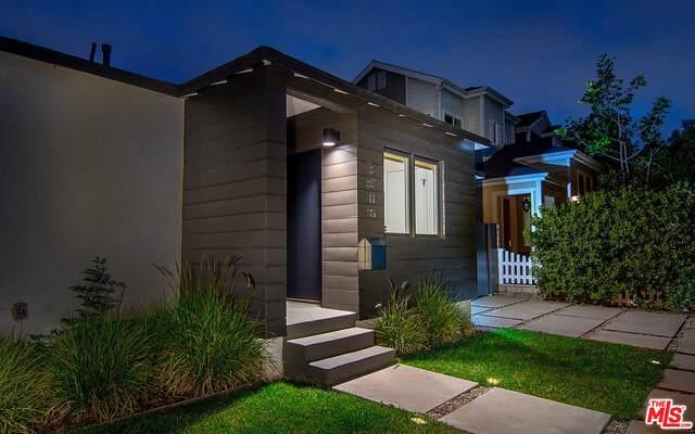 3849 Bledsoe Ave, Los Angeles, CA 90066 (#21-748836) :: The Pratt Group