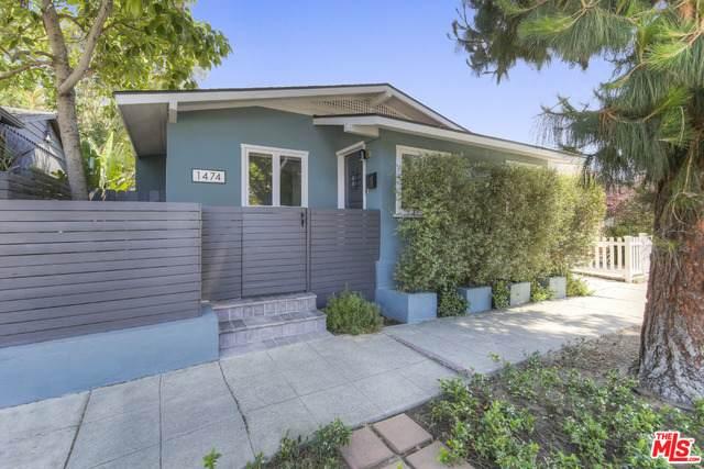 1474 Silver Lake Blvd, Los Angeles, CA 90026 (#21-748906) :: Lydia Gable Realty Group
