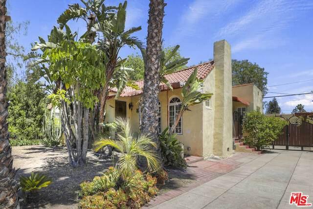 1636 S Genesee Ave, Los Angeles, CA 90019 (#21-748932) :: The Pratt Group