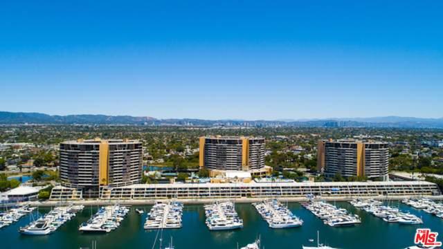 4316 Marina City #529, Marina Del Rey, CA 90292 (#21-749038) :: Montemayor & Associates