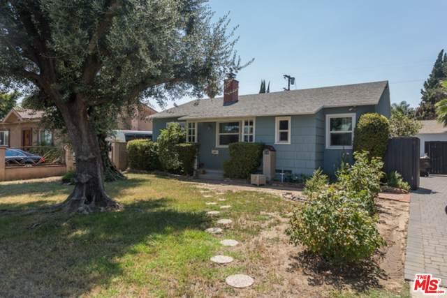 6331 Peach Ave, Van Nuys, CA 91411 (MLS #21-749054) :: Mark Wise   Bennion Deville Homes