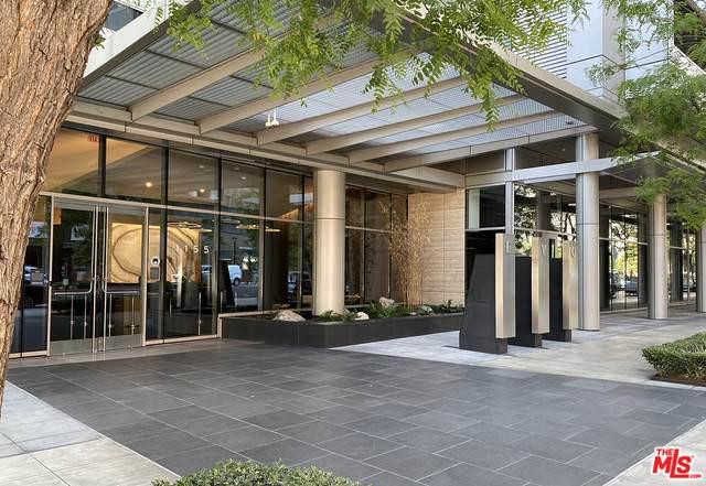 1155 S Grand Ave #1405, Los Angeles, CA 90015 (#21-749102) :: Montemayor & Associates