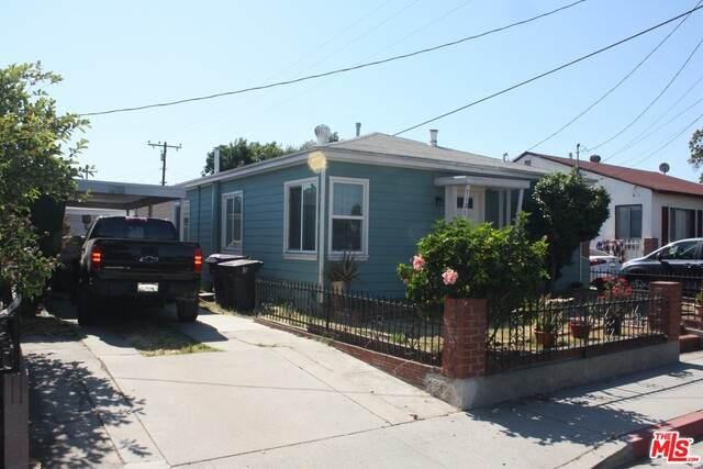 7121 Orange Ave, Long Beach, CA 90805 (#21-749126) :: Angelo Fierro Group | Compass