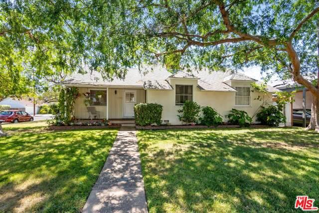 5003 Mammoth Ave, Sherman Oaks, CA 91423 (#21-749266) :: Montemayor & Associates