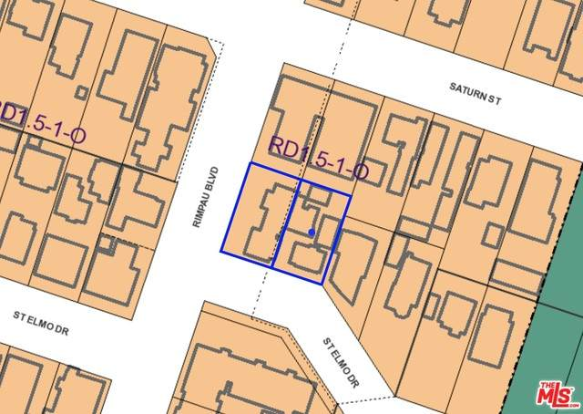 1740 S Rimpau Blvd, Los Angeles, CA 90019 (#21-749276) :: Montemayor & Associates