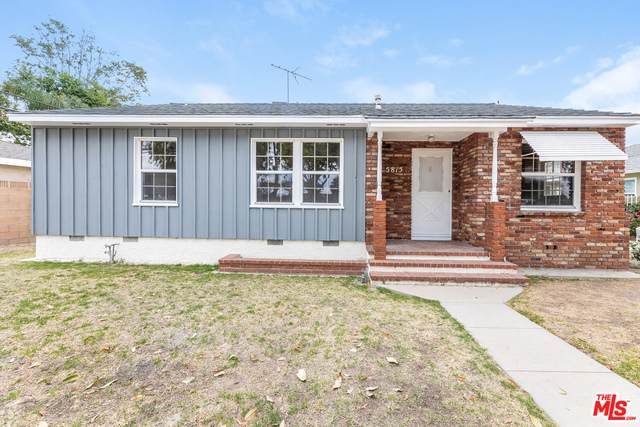 5815 E Adderley Dr, Long Beach, CA 90808 (MLS #21-749316) :: Zwemmer Realty Group
