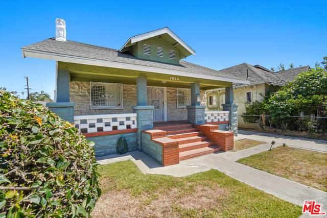 1853 W 20Th St, Los Angeles, CA 90007 (#21-749364) :: Montemayor & Associates