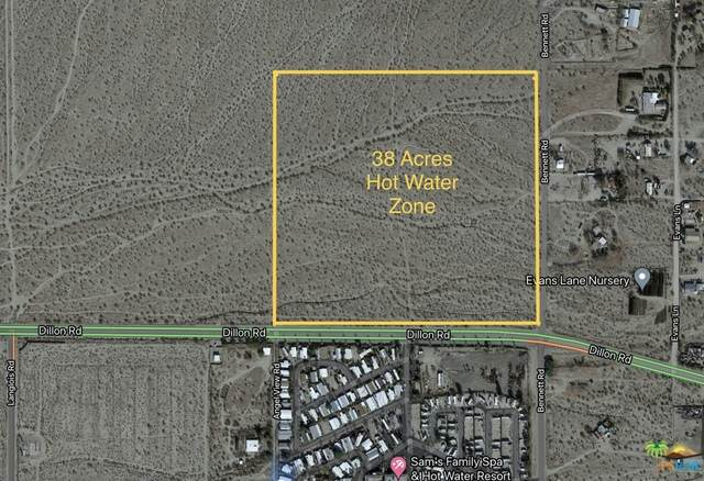 0 Dillon, Desert Hot Springs, CA 92241 (#21-749376) :: Randy Plaice and Associates