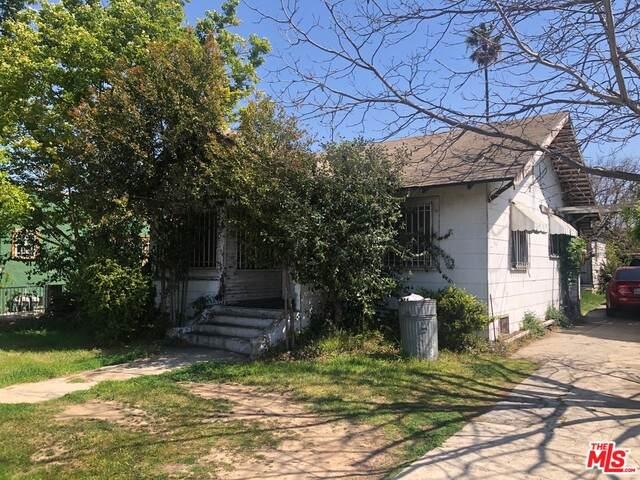 2912 6Th Ave, Los Angeles, CA 90018 (#21-749434) :: Montemayor & Associates