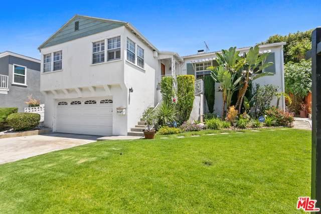 5240 Inadale Ave, Los Angeles, CA 90043 (#21-749446) :: Montemayor & Associates