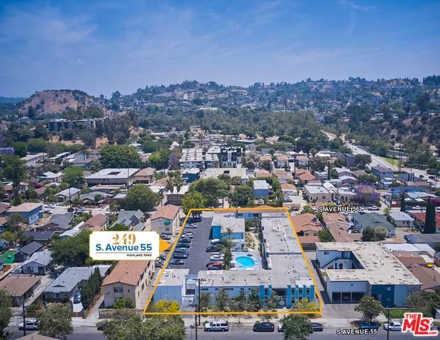 249 S Avenue 55, Los Angeles, CA 90042 (#21-749450) :: Montemayor & Associates
