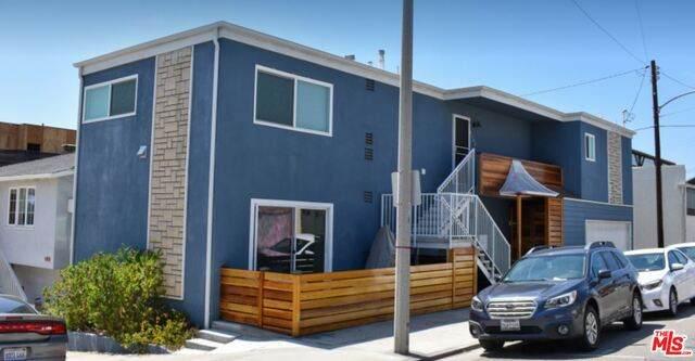 3101 Manhattan Ave, Hermosa Beach, CA 90254 (MLS #21-749456) :: The John Jay Group - Bennion Deville Homes