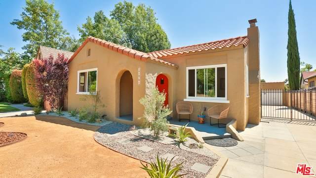1626 N Los Robles Ave, Pasadena, CA 91104 (#21-749514) :: Berkshire Hathaway HomeServices California Properties