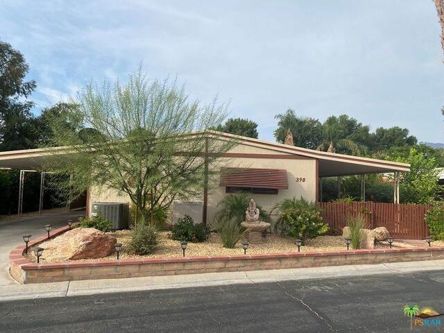 398 S Paseo Laredo, Cathedral City, CA 92234 (MLS #21-749608) :: The Sandi Phillips Team