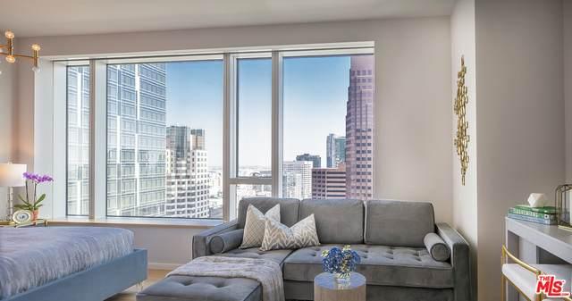 889 Francisco St #2905, Los Angeles, CA 90017 (#21-749678) :: Montemayor & Associates