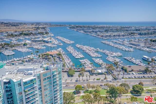 13700 Marina Pointe Dr #419, Marina Del Rey, CA 90292 (#21-749694) :: TruLine Realty