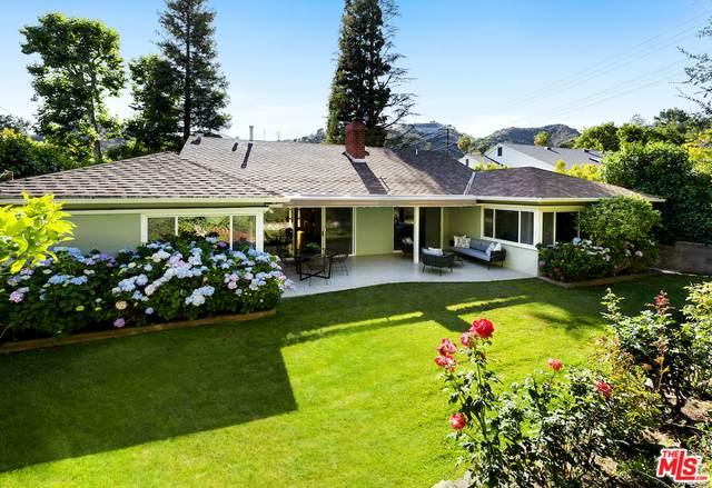 1852 Noel Pl, Beverly Hills, CA 90210 (MLS #21-750148) :: The Jelmberg Team