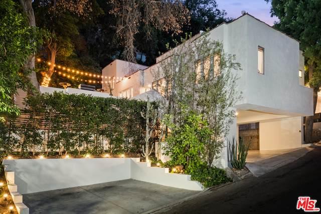 10510 Seabury Ln, Los Angeles, CA 90077 (#21-750194) :: Montemayor & Associates