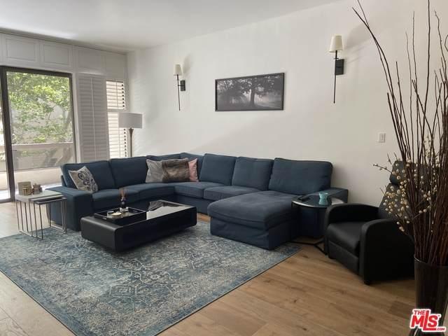 141 S Linden Dr #203, Beverly Hills, CA 90212 (#21-750234) :: Montemayor & Associates