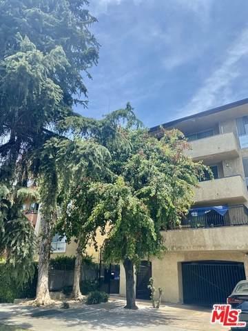 244 S La Fayette Park Pl #204, Los Angeles, CA 90057 (#21-750240) :: Montemayor & Associates