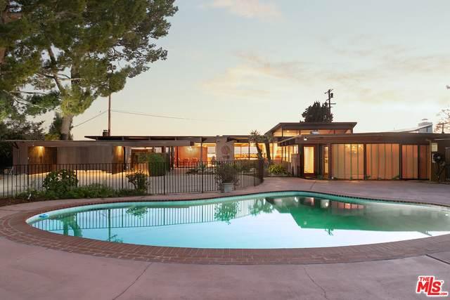 1690 Kaweah Dr, Pasadena, CA 91105 (#21-750244) :: Randy Plaice and Associates