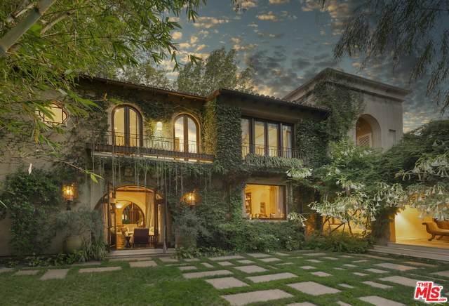 715 N Alpine Dr, Beverly Hills, CA 90210 (#21-750254) :: Angelo Fierro Group | Compass