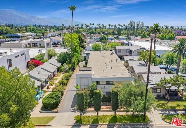 160 N Holliston Ave, Pasadena, CA 91106 (#21-750292) :: Montemayor & Associates