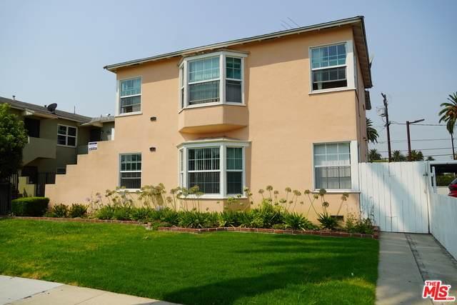 2535 Magnolia Ave, Long Beach, CA 90806 (#21-750298) :: The Grillo Group