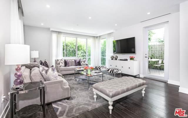 460 N Palm Dr #106, Beverly Hills, CA 90210 (#21-750372) :: Montemayor & Associates