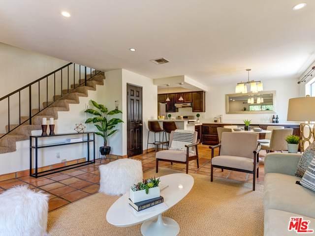 1040 N Gardner St #10, West Hollywood, CA 90046 (#21-750384) :: Montemayor & Associates