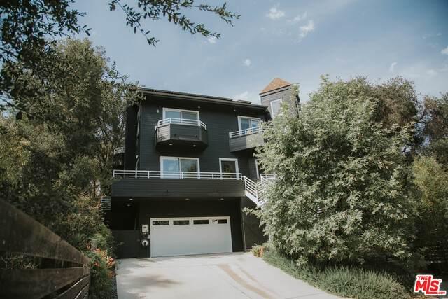 1725 West Trl, Topanga, CA 90290 (#21-750404) :: Montemayor & Associates