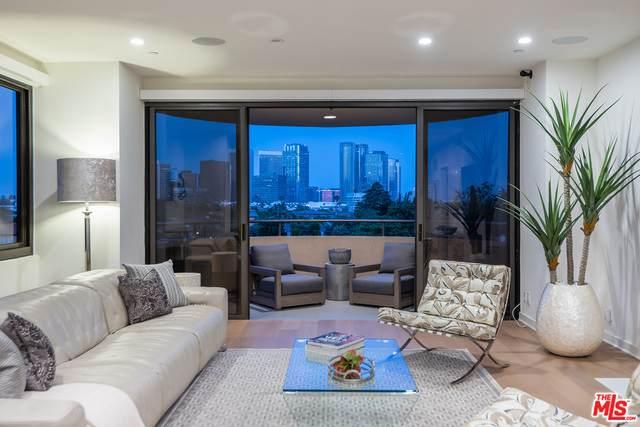 10560 Wilshire Blvd #504, Los Angeles, CA 90024 (#21-750408) :: The Pratt Group