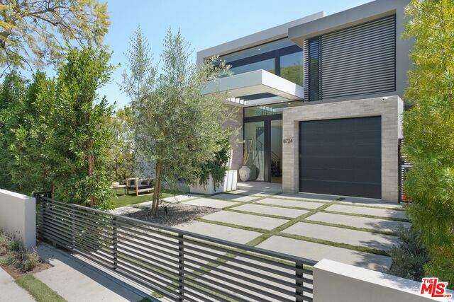 8724 Rangely Ave, West Hollywood, CA 90048 (MLS #21-750416) :: The Jelmberg Team