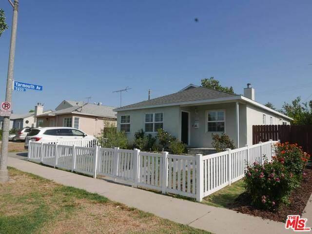 17743 Martha St, Encino, CA 91316 (#21-750436) :: Montemayor & Associates