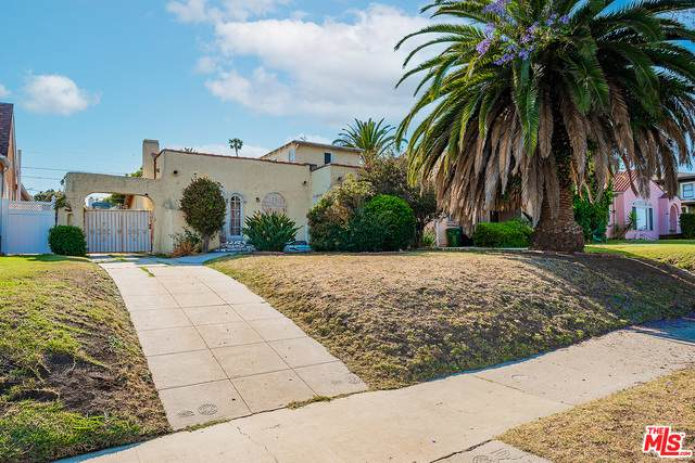 5319 Brynhurst Ave, Los Angeles, CA 90043 (#21-750438) :: Montemayor & Associates