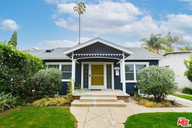 7715 Lexington Ave, West Hollywood, CA 90046 (#21-750502) :: The Pratt Group