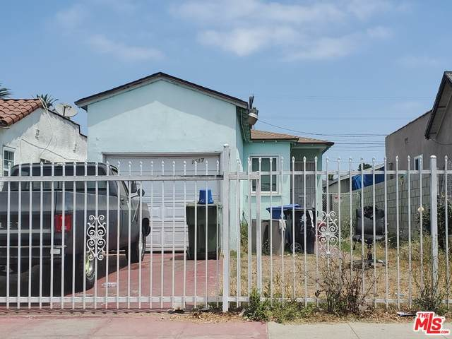 1517 W 59Th Pl, Los Angeles, CA 90047 (#21-750636) :: Angelo Fierro Group | Compass