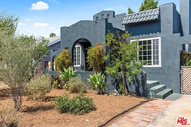 3143 Dorchester Ave, Los Angeles, CA 90032 (#21-750640) :: The Grillo Group