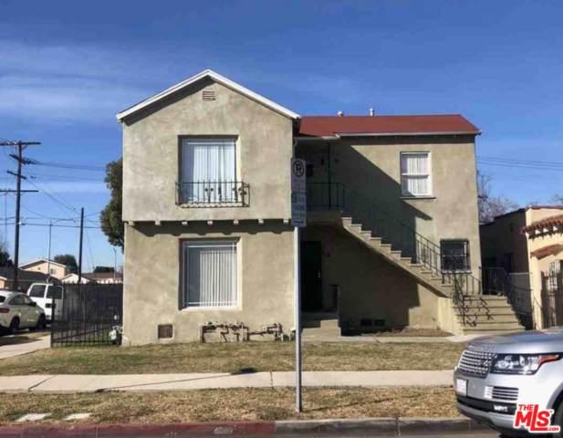 3519 S Victoria Ave, Los Angeles, CA 90016 (#21-750650) :: Montemayor & Associates