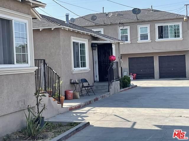 1419 W 105Th St, Los Angeles, CA 90047 (MLS #21-750660) :: The Sandi Phillips Team