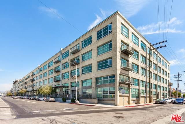 527 Molino St #404, Los Angeles, CA 90013 (#21-750688) :: Montemayor & Associates