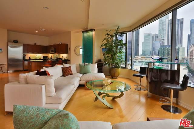 801 S Grand Ave #1307, Los Angeles, CA 90017 (#21-750726) :: Montemayor & Associates